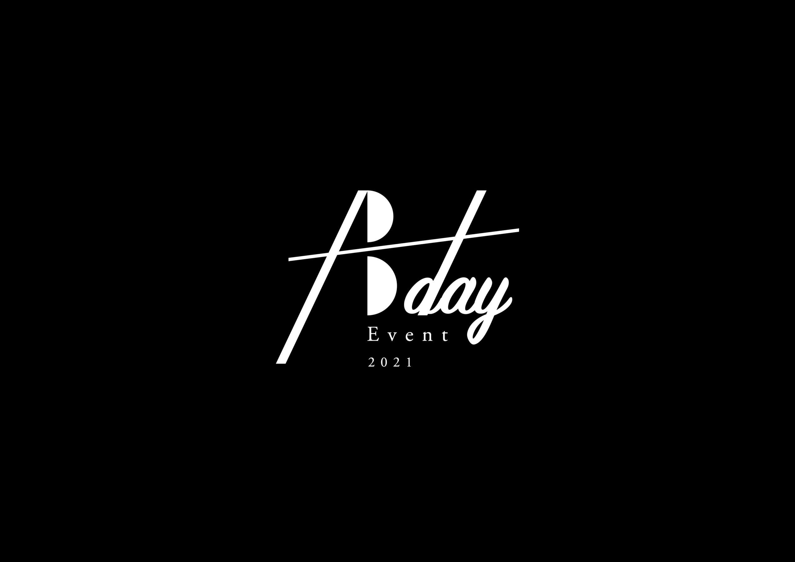 H-el-ical//『B-day Event 2021』開催決定!